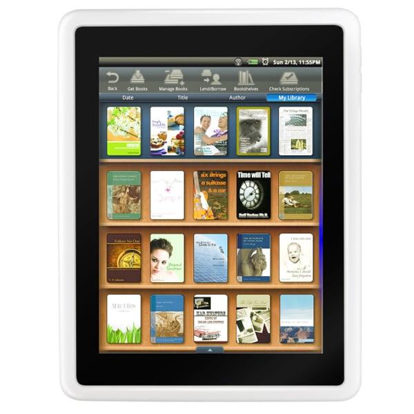 Pandigital Novel Android Color e-Reader