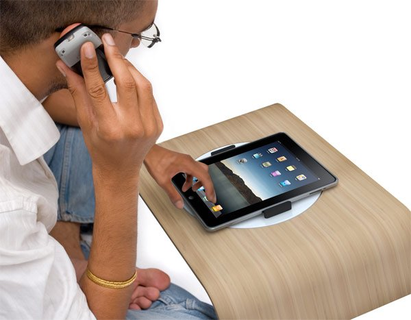 Quirky Cradle iPad Lapdesk