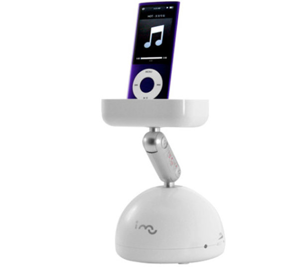 Resonance iPod And iPhone Speaker Dock