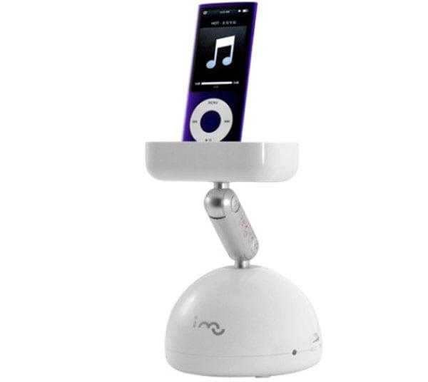 Resonance iPod And iPhone Speaker Dock