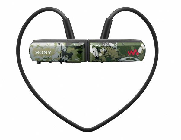 Sony Metal Gear Solid Peace Walker W252 Walkman