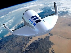 Suborbital Spacecraft Aims To Take Civilians Into Space