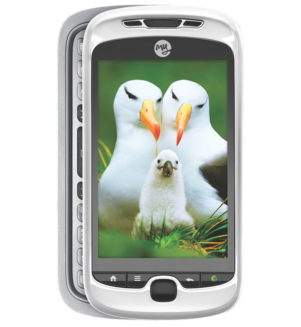 T-Mobile myTouch 3G Slide Gets Official