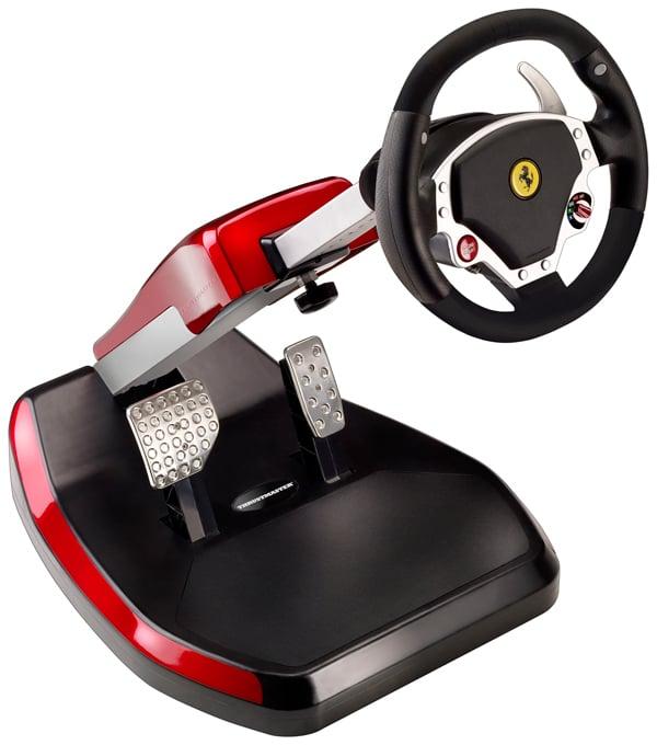 Thrustmaster Ferrari Gt Cockpit 430 Scuderia Edition Ps3
