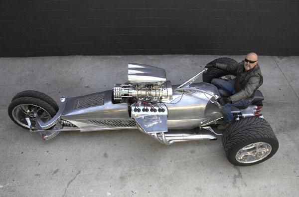 Tim Cotterill's Road Rocket