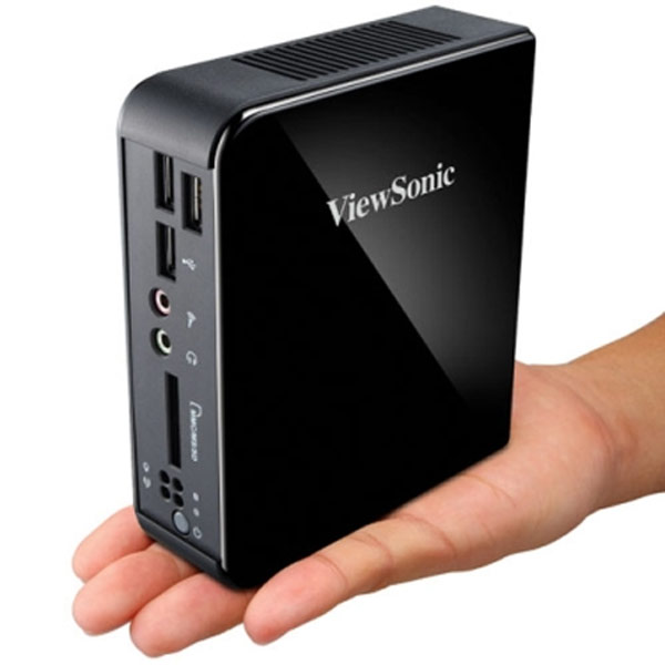 Viewsonic Launches VOT125 Nettop
