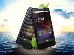Viliv P3 Touch Prime Android Media Player