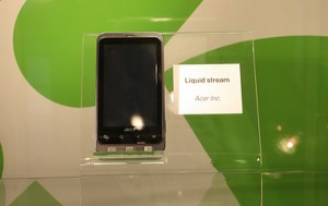 Acer Liquid Stream Android Smartphone Hits The FCC