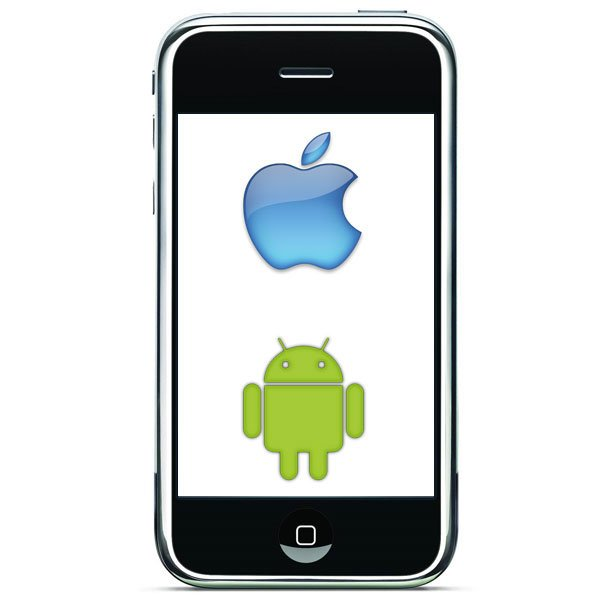 Android Running On A iPhone 3G