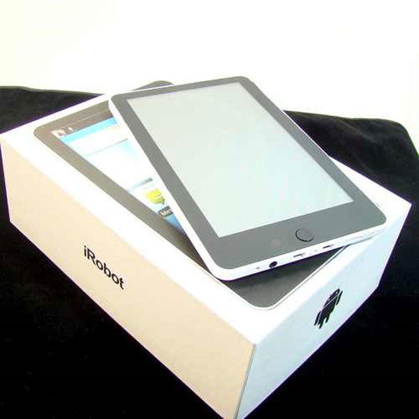 APad iRobot iPad Clone Runs Android