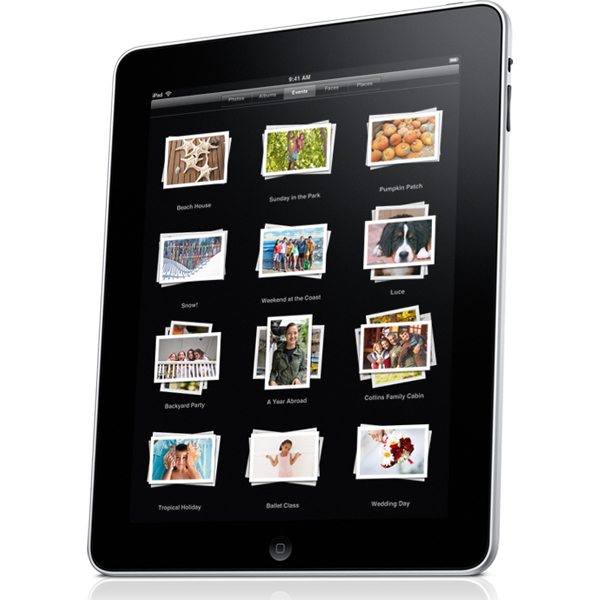 Apple Launches International iPad App Store