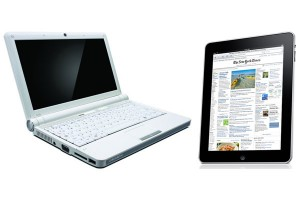 Apple's iPad Reduces Netbook Sales
