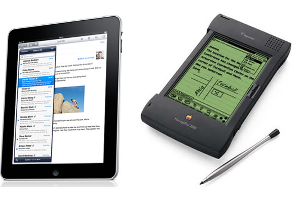 Apple's New iPad Advert Pays Tribute To Apple Newton