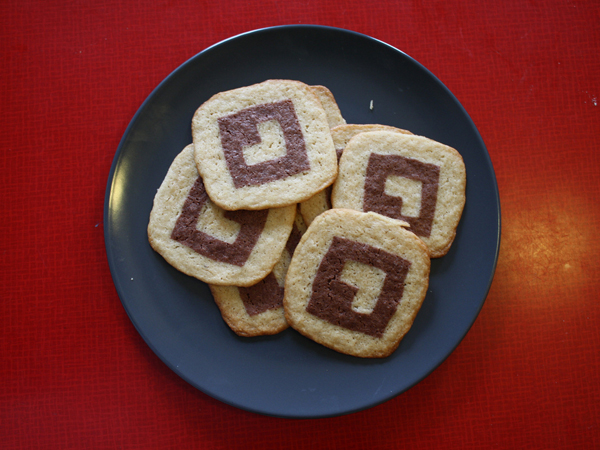 Augmented Reality Cookies