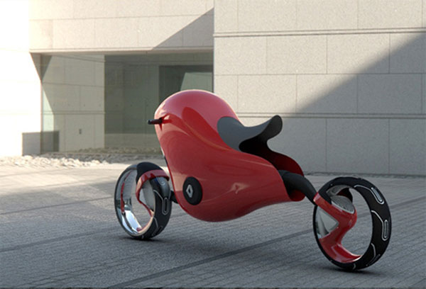 Bike Concept Car