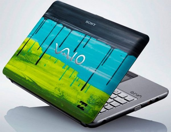 Sony Launches Billabong Special Edition Vaio W Netbook