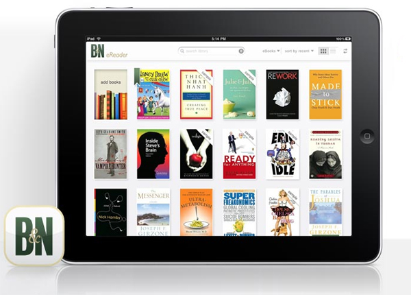 Barnes & Noble Launches BN eReader iPad App
