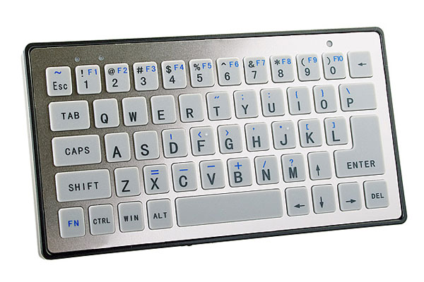 brando slim bluetooth keyboard