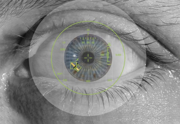 Darpa Eyeball Scanner