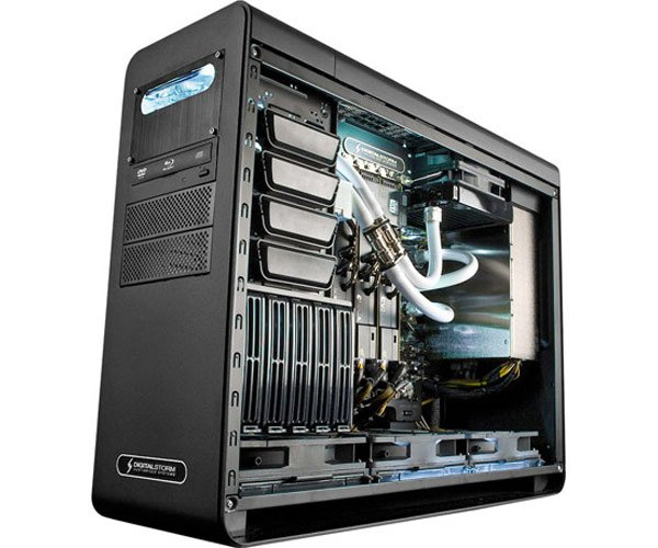 Digital Storm 4.4GHz Black OPS Assassin Gaming PC
