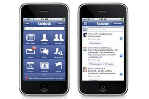 iPhone OS 4.0 May Feature Native Facebook Application