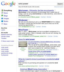 Google's Search Results Get a Redesign