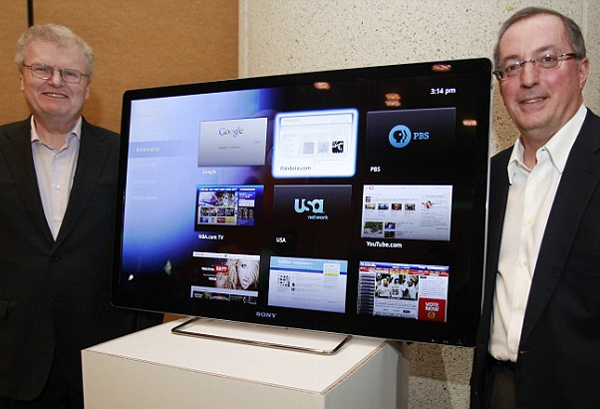 Google TV Gets Official