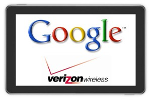 Google And Verizon Working On A Tablet To Rival The Apple iPad