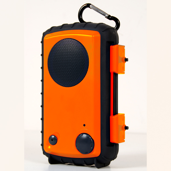 Grace Digital Eco Extreme MP3 Player Speaker Case