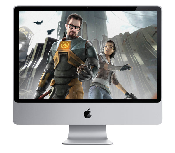 Half Life 2 Lands On The Mac Today