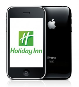 Holiday Inn To Use Smartphones For Keyless Entry