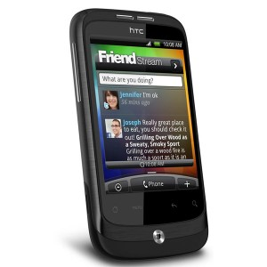 HTC Wildfire Coming To T-Mobile UK In June