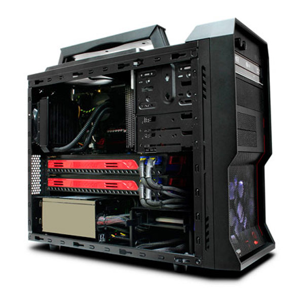 iBuyPower Lan Warrior II Core i7 Desktop PC