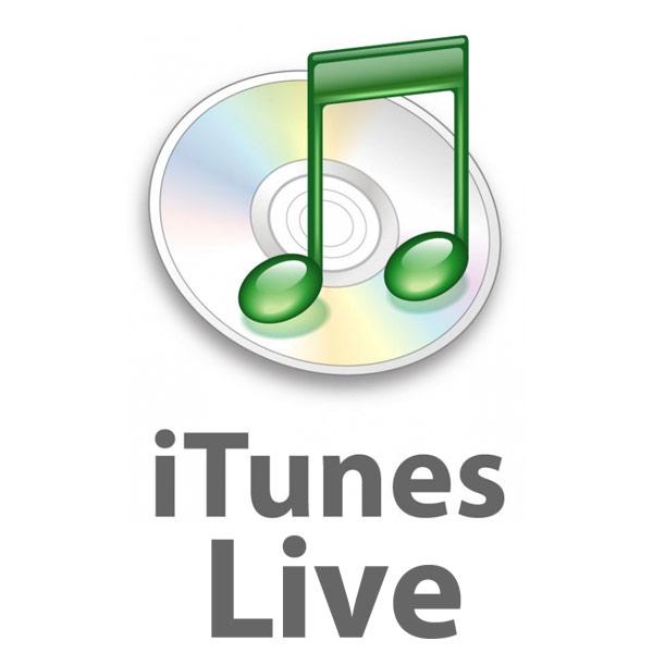 Apple Files 'iTunes Live' Trademark