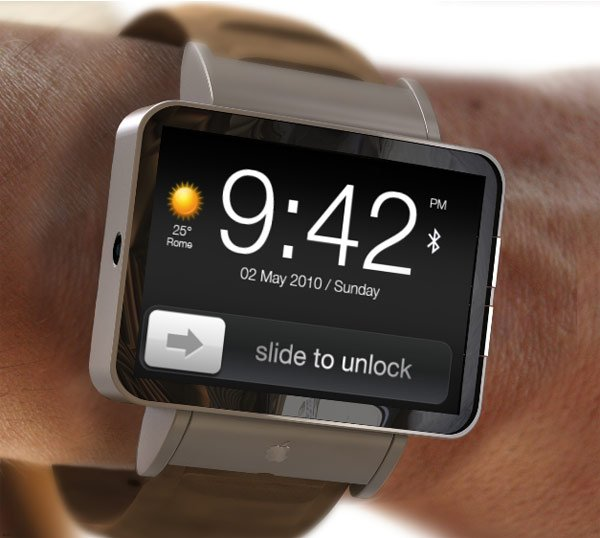 iWatch Watch Concept Looks Awesome