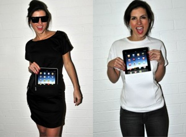 iClothing Offers A Unique Way To Carry Your iPad