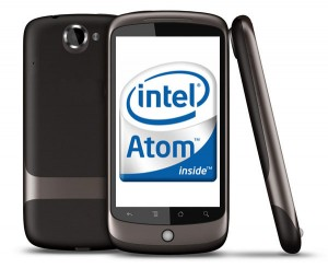 Intel Launches Z6 Atom Processor For Tablets And Smartphones