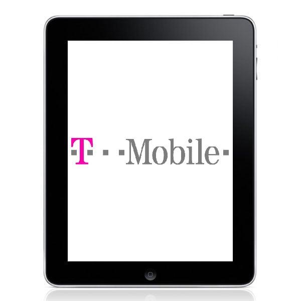 Apple iPad 3G Running On T-Mobile