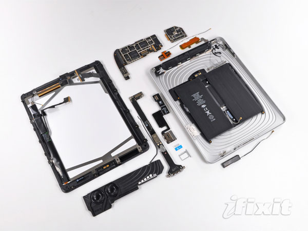 iPad 3G Gets Taken Apart