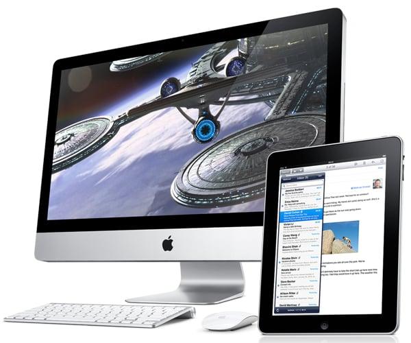 iPad vs Mac Sales