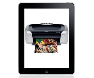 Steve Jobs Says Printing To Come To The Apple iPad