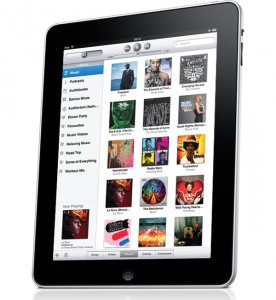 iPads Arriving Early In The UK