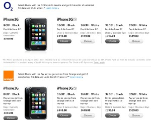 Has Apple Discontinued The iPhone 3G?