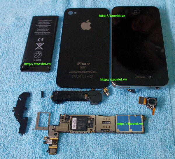 Another iPhone 4G Prototype Turns Up