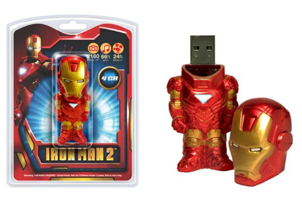 Iron Man 2 USB Drive