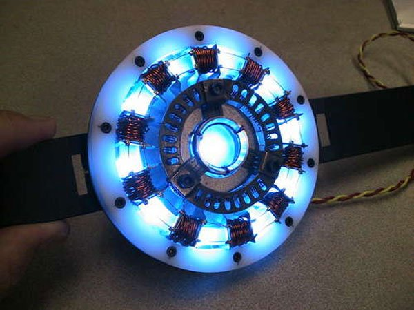 DIY: Build Your Own Iron Man Arc Reactor