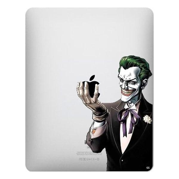 Joker iPad Decal