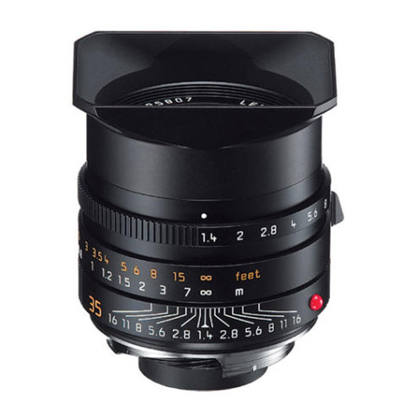 Leica Launches Summilux-M 35mm Lens