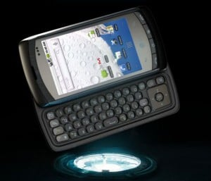 LG Ally Android Smartphone