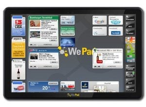 Neofonie WePad Tablet Now Called The WeTab